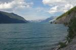 Picture of Muncho Lake, British Columbia