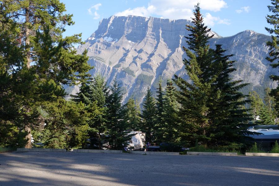 Banff Cliff