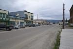 Front Street, Dawson City, Yukon Territory