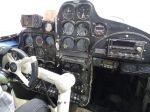 Picture of the instrument panel of Grumman Widgeon